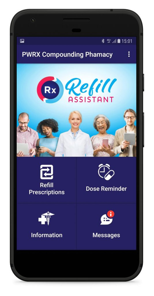 ready refill assistant app