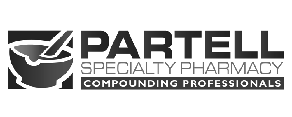 Partell pharmacy Logo