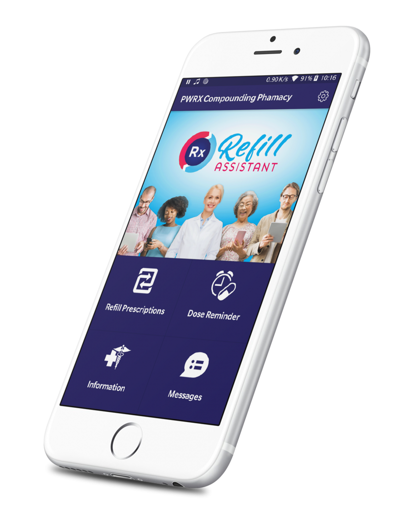 refill app refill assistant iPhone