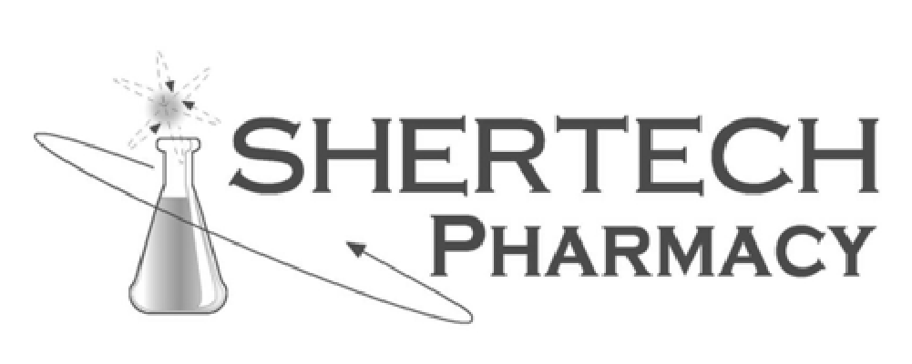 Shertech pharmacy Logo